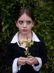 -Wednesday Addams 022- by fae-stock