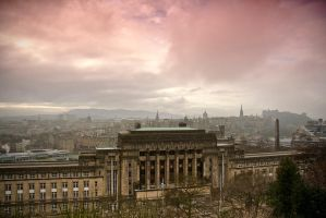 View of Edinburgh 4 by GrungeTV