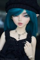 Bluish-Green by tinaheart