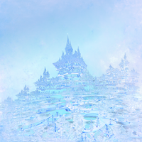 Ice Castle by caseycole11