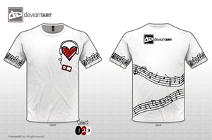 Music of the Heart (White) by ThatGirlTaylyn