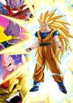 Super Saiyan 3 Goku's Foes by Hellknight10