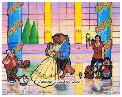 Beauty and The Beast by Richmen