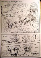 FT oc - I will become your shield Manga page 4 by SophieScarlet