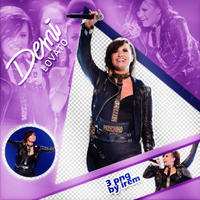 PNG Pack (106) Demi Lovato by IremAkbas