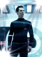 John Harrison/Khan - Benedict Cumberbatch by Amazinggracebatch