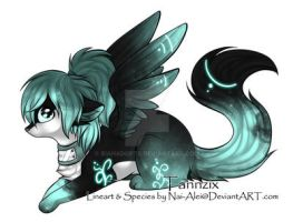 Tannzix adoptable ~ 2 on hold for my sis |D by BiahAdopts