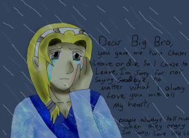 Brother Im Sorry by draizor007
