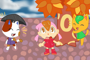 AC Contest: Autumn by Ninja-Sneezes