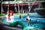 Adorkable Hipster Mermaid by TheRealLittleMermaid
