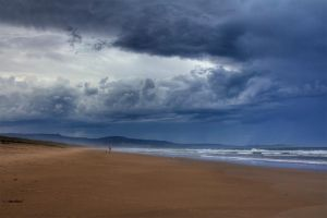 Out of the storm .. by andyhutchinson