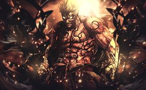 Asura's Wrath by xMie