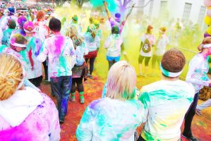The Color Run 2 by SublimeBudd