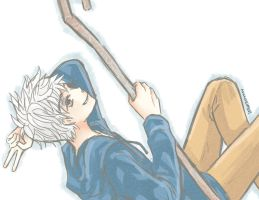 jack frost by akunohime01