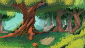 Forest Practice by CoyoteEsquire