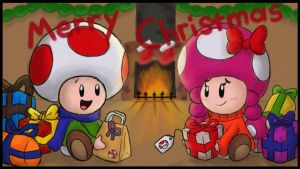 Merry Christmas 2014!! :3 by SuperLakitu