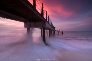 Unbearable Waves by firdausmahadi