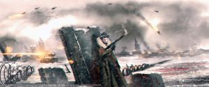 Russian Soldier by antonjorch