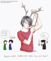 more emo than fall out boy? by ryuuenx