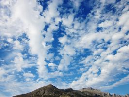 clouds up there by kehan-ph