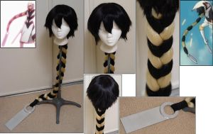 Ggio Vega wig from BLEACH by taiyowigs