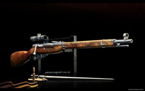 Mosin-nagant by ABiator