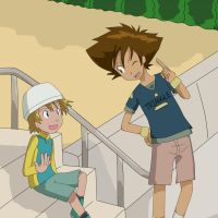 Digimon: You remember that time... by Shigerugal