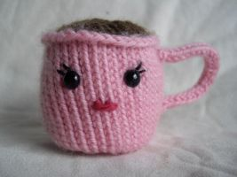 Cup O' Jo - Pink by holls