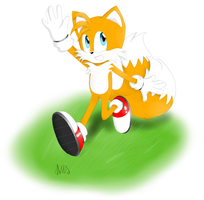 Tails by Adelicorn