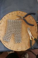 chainmail making of 15 by djorll