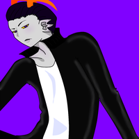 [Homestuck] Damion [Fantroll] by CUUpcakESS