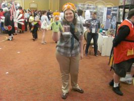 Animfest '12 - Beaker by TexConChaser