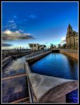 Liverpool Ferry Terminal by cliffsh