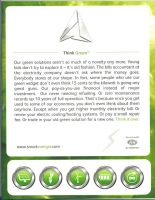 flyer - Greenovation by bilalstunning