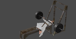 WEIGHT BENCH by OoFiLoO