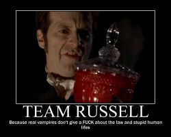 TEAM RUSSELL... true blood by devilpage