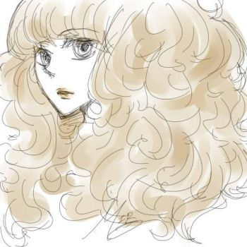 curly hair by playmiro