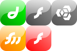 Macromedia Icons by Abfc