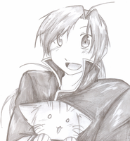 Alphonse Elric by Roy-mustang-luver