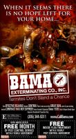 Bama termite ad by kwant
