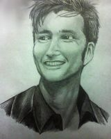 The Tenth Doctor by Vexarna