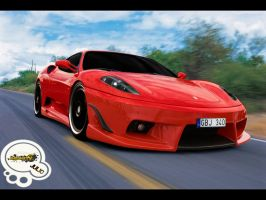 F430 CP by Dragon-Design