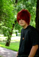 Gaara - Casual Cosplay by BuruTsuin