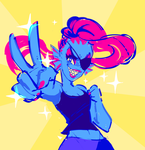 UNDYNE by star-firework