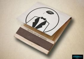 Match-box (Butler And VIP-Services) by ShatteredGraphicss