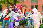 My Little Pony~ GO TEAM! by Whimsical-Angel