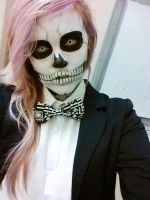 Dapper Skeleton by cirrus-cosplay