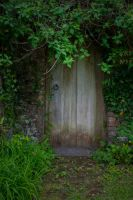 May 2015 The Hidden Doorway Stock.. by WelshDragonStockNArt