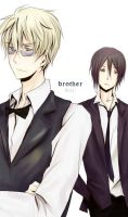 DRRR brother by ide-micky