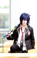 Ao no Exorcist by sunen2004